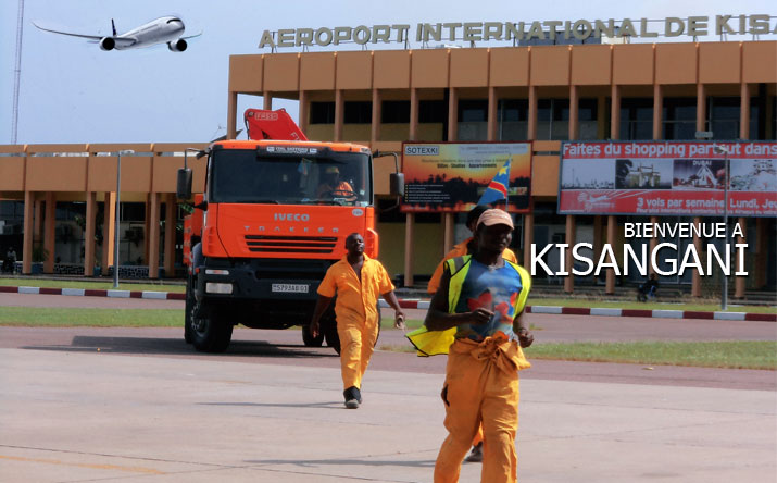 Aéroport International de Kisangani / Bangoka